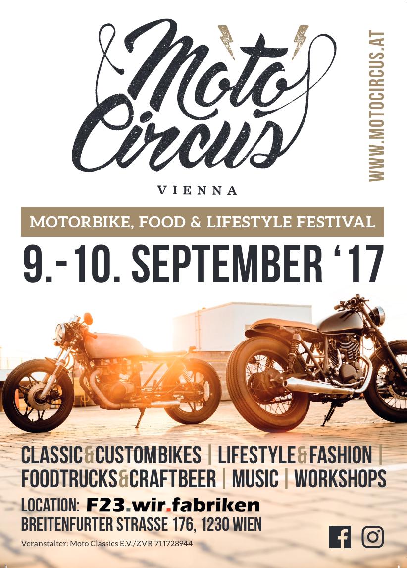 Moto Circus Vienna