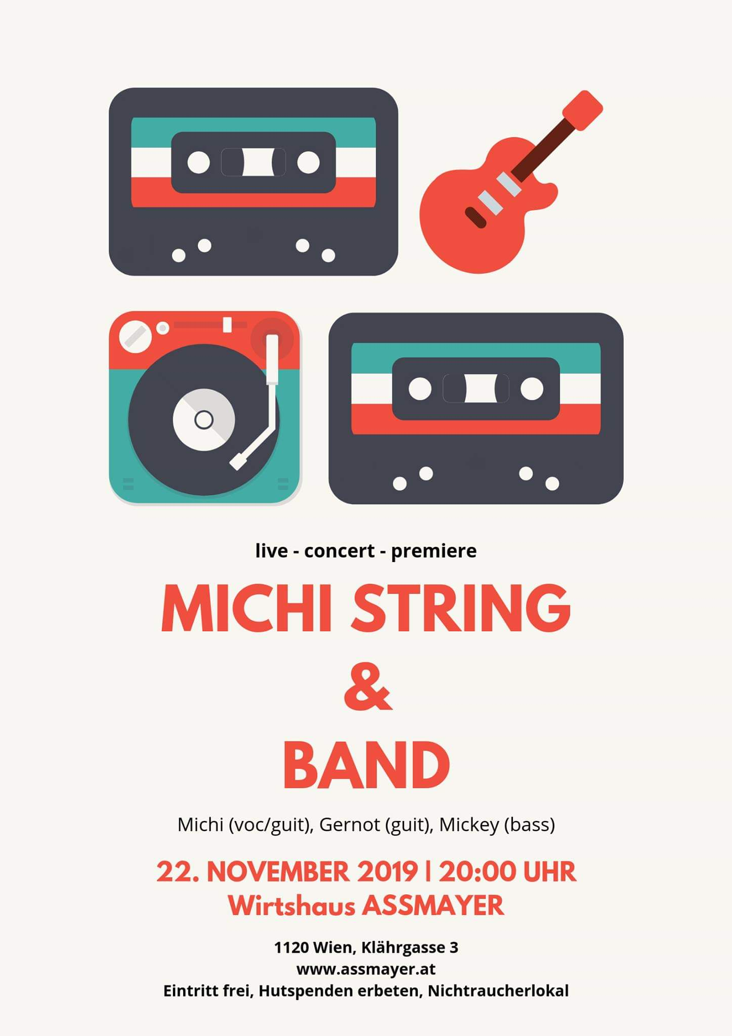 Michi String & Band