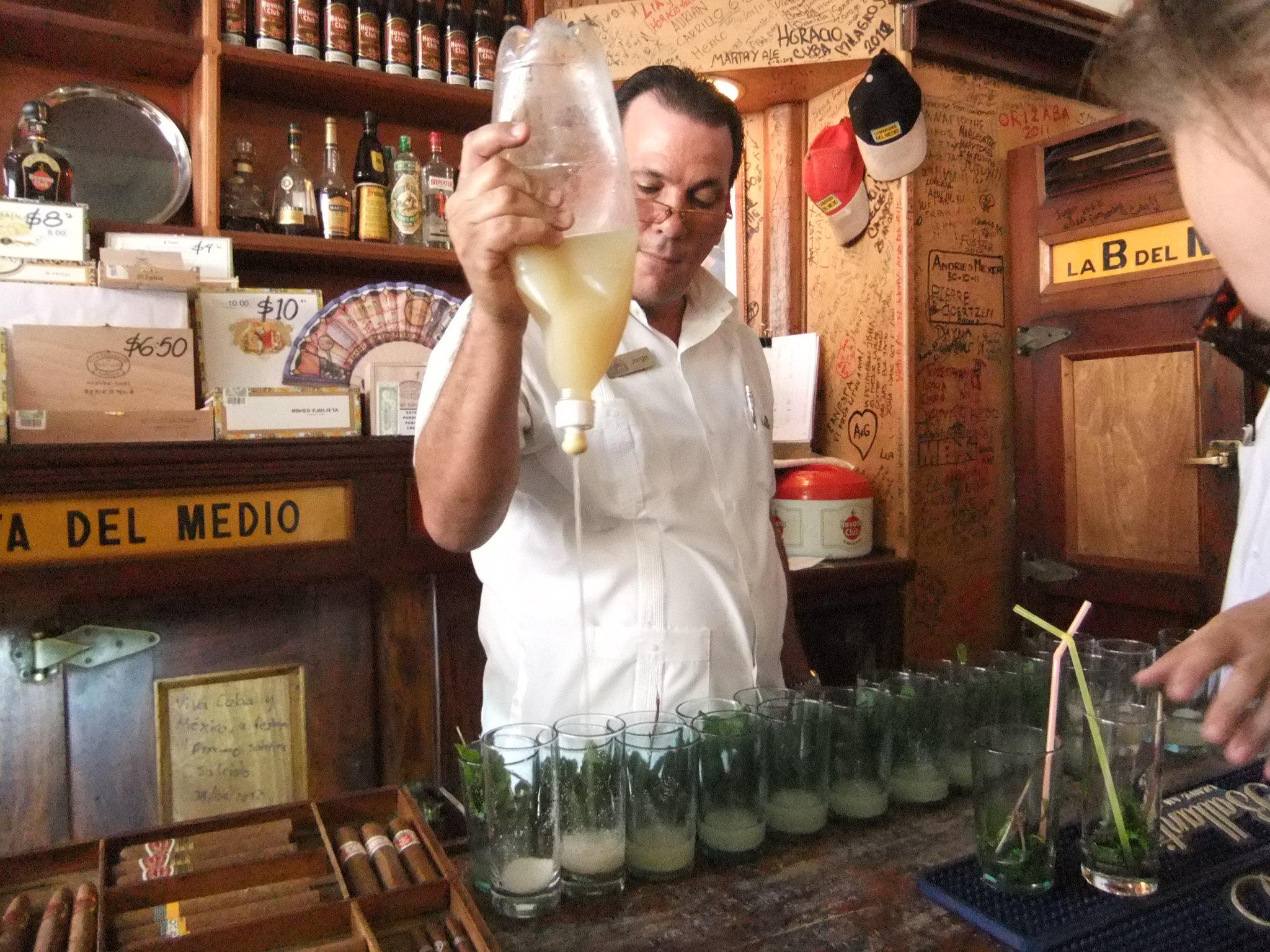 Genuss Vortrag: Kuba&Rum